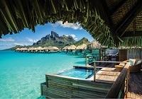 Luxury reosrts in Bora Bora
