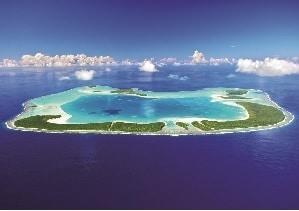 The Brando Private Island