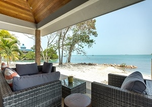 The Enclave at Placencia - Private Island