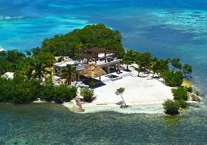 Gladden Caye - Private Island