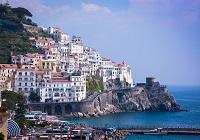 Luxury hotels in Amalfi Coast