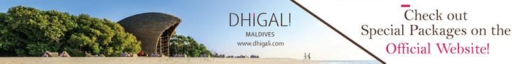 Dhigali 5-star Resort Maldives